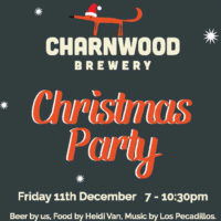 Christmas Party at the Brewery
