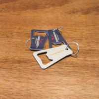 keyring Merchandise from Charnwood Brewery