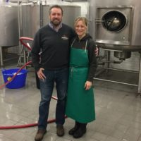1st anniversary at Charnwood Brewery