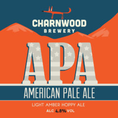 APA from Charnwood Brewery