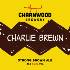 Charlie Brewn from Charnwood brewery