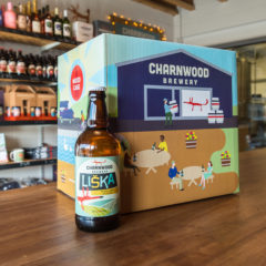 Liska case from Charnwood Brewery