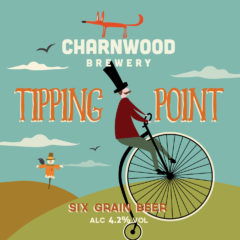 Tipping Point from Charnwood Brewery