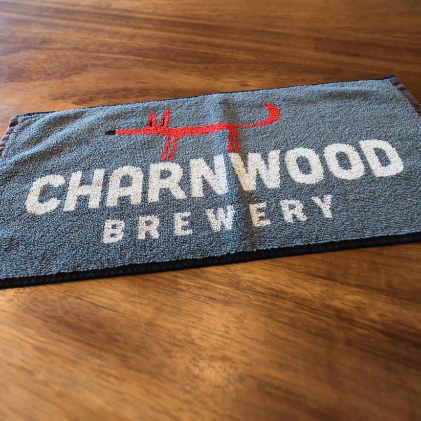 Charnwood Brewery Bar Towel