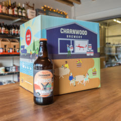 Outback case from Charnwood Brewery