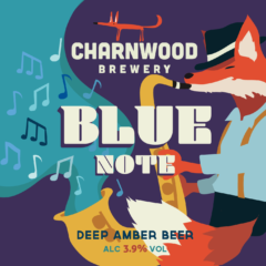 Blue Note from Charnwood Brewery