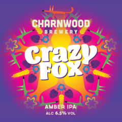 Crazy Fox from Charnwood Brewery