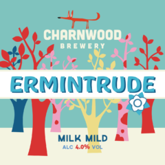 Ermintrude from Charnwood Brewery