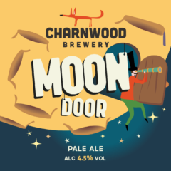 Moon Door from Charnwood Brewery