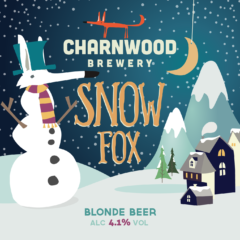 Snow Fox from Charnwood Brewery
